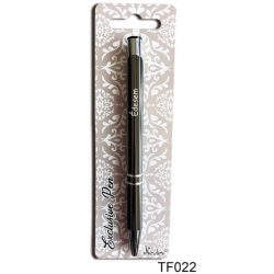 Feliratos gravírozott toll, édesem