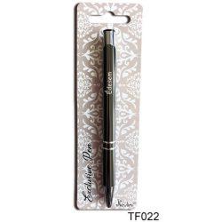 Feliratos gravírozott toll, édesem, szerelmes ajándék