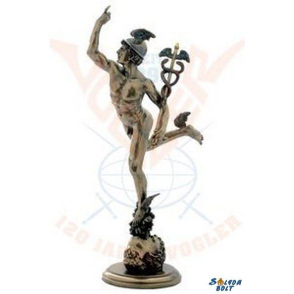 Isten szobor, Hermes, az istenek hírnöke