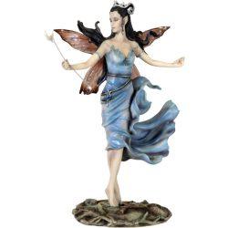 Éji szél tündér szobor