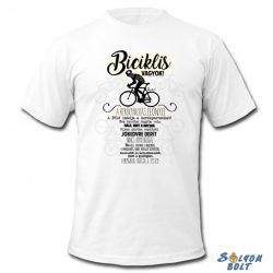 Póló, Biciklis vagyok, a kerékpározás előnyei