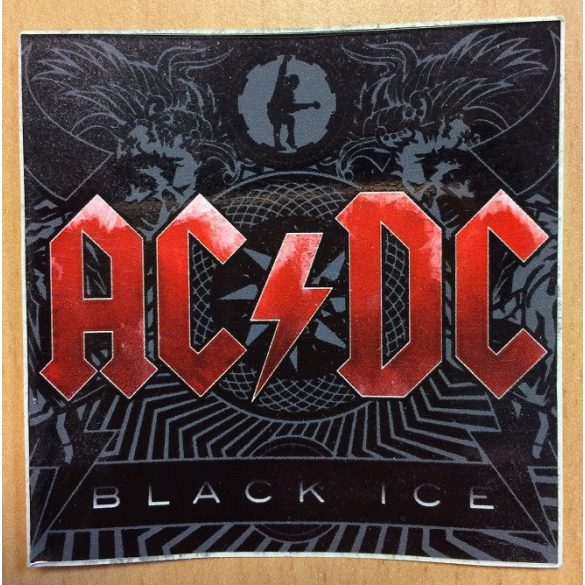 Matrica, AC/DC, Black Ice