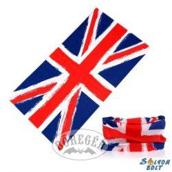 Csősál, angol zászló