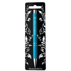 Gravírozott toll, Csodálatos unoka, kék