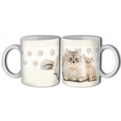 Cicás bögre, Perzsa macska