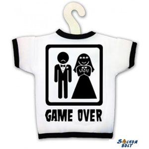 Üvegpóló, Game over