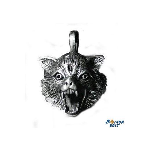 Üvöltő farkas nyaklánc