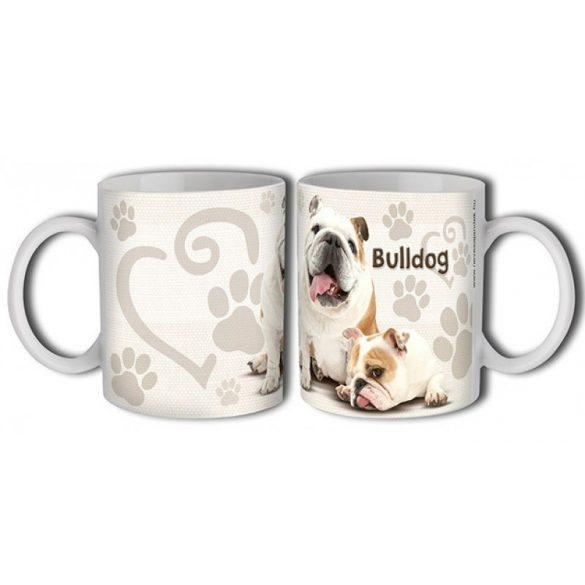 Kutyás bögre, Bulldog