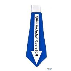 Nyakkendő, Kötelező haladási irány