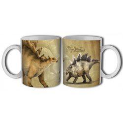 Dinós bögre, Stegosaurus