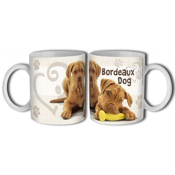 Kutyás bögre, Bordeaux Dog