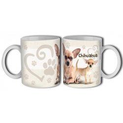 Kutyás bögre, Chihuahua
