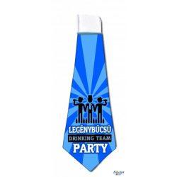 Nyakkendő, Legénybúcsú, Drinking Team Party
