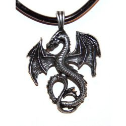 Necklace, dragon