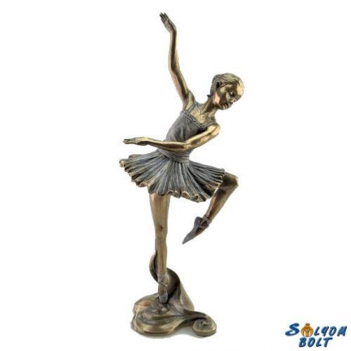 Balerina szobor, 30,5 cm