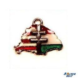 Nyaklánc - Nagy-Magyarország kettős kereszttel