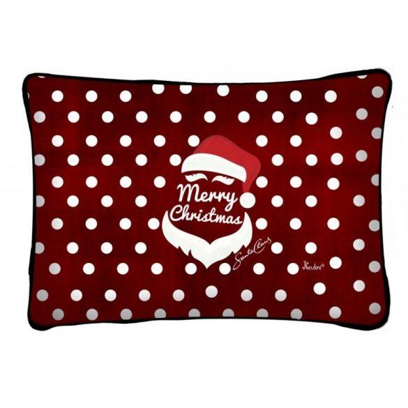 Díszpárna karácsonyra, Santa Claus