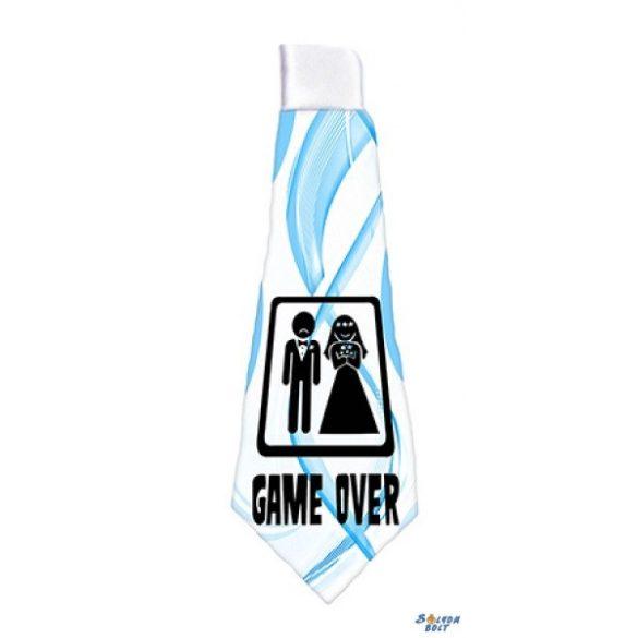 Nyakkendő, Game Over