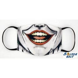 Vicces szájmaszk, Joker mosoly