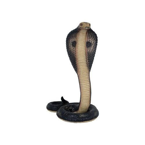 Kobra kígyó szobor