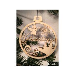 Karácsonyfa dísz, Keresztapa