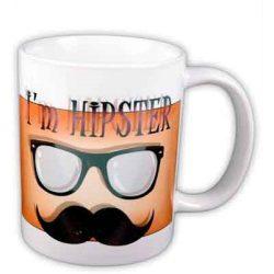 Vicces bögre, I'm Hipster (Hipster vagyok)