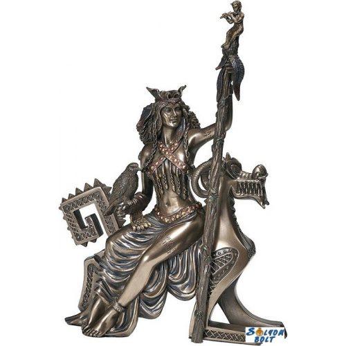 Isten szobor, Frigg