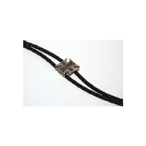 Fonott bőr nyakkendő, Choppers - amerikai nyakkendő