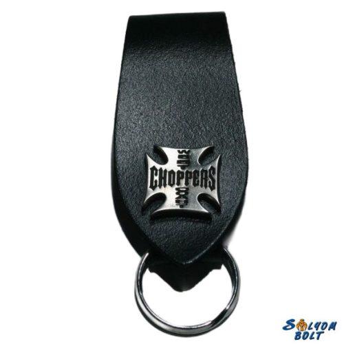 Choppers kulcstartó