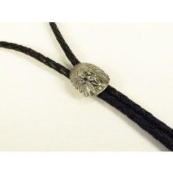 Leather cravat, indian