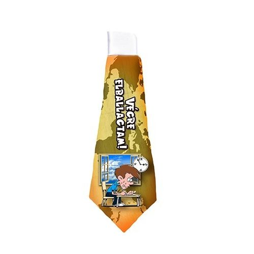 Nyakkendő, Ballagásod emlékére, Végre elballagtam