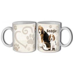 Kutyás bögre, Beagle