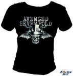 Avenged Sevenfold, női póló, kifutó termék, S