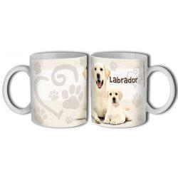 Kutyás bögre, Labrador