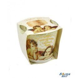 Illatgyertya pohárban, The Secrets of the Raphael's Angels, angyalok, karácsony