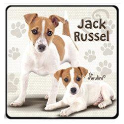 Kutyás hűtőmágnes, Jack Russel