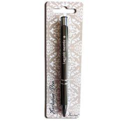 Gravírozott toll, Legjobb mentős
