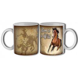Lovas bögre, barna ló