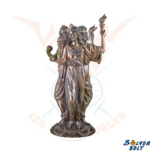 Hekaté istennő szobor