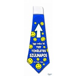 Nyakkendő, Így néz ki egy tökéletes szülinapos