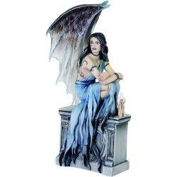 Gargoyle tündér szobor