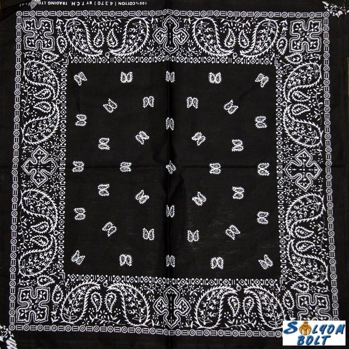 dee4b56e2835 Fekete mintás kendő - Ajándéktárgyak,neves és vicces termékek ...