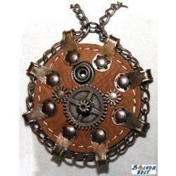 Steampunk nyaklánc