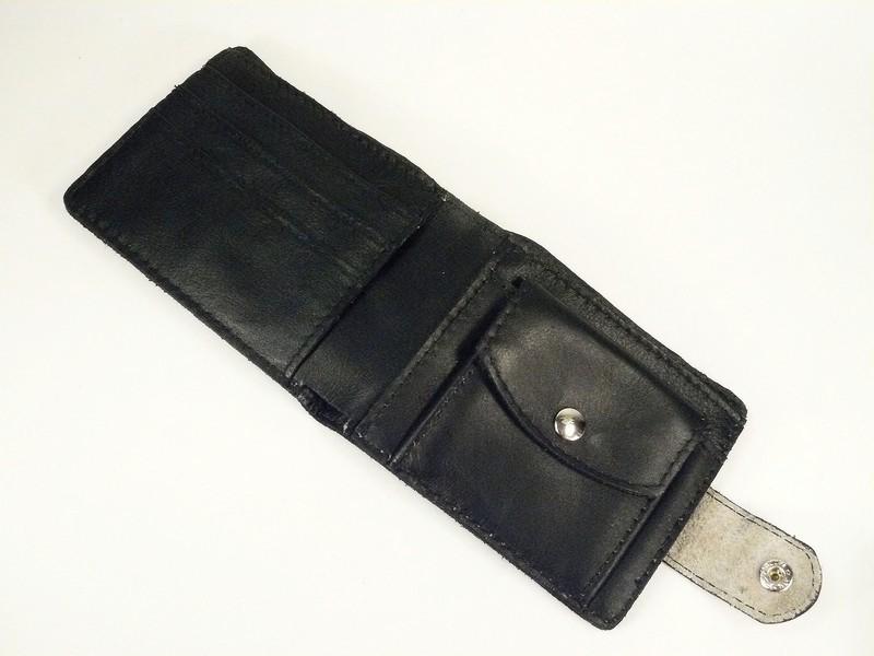 Klasszikus bőr pénztárca - Ajándéktárgyak 5add721565