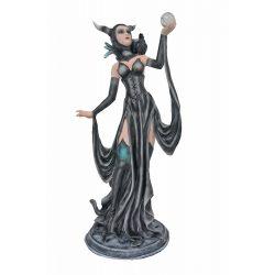 Boszorkány szobor, Malefica