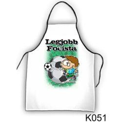 Szakács kötény, Legjobb focista