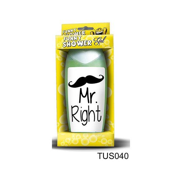 Tusfürdő, Mr Right