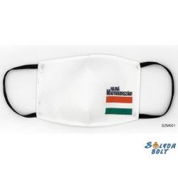 Vicces szájmaszk, Hajrá Magyarország