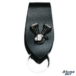 Schlüsselring, V-Block