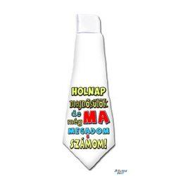 Nyakkendő, Holnap megnősülök, de ma még megadom a számom